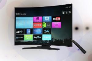 High definition TV configuration