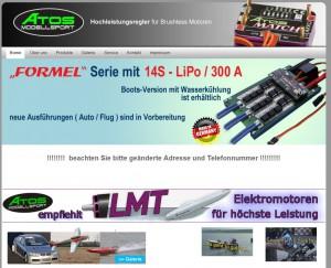 Atos electric motor controller website